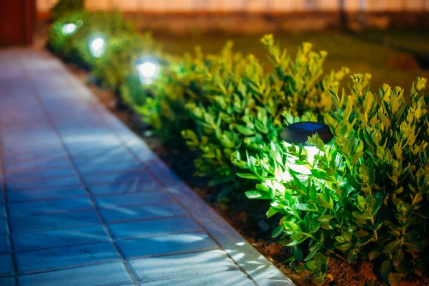 Garden Lighting Flackwell Heath